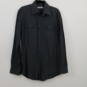 Dolce & Gabbana Long Sleeve Dress Shirt Size 42